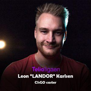 "Leon ""Landor"" Karlsen"