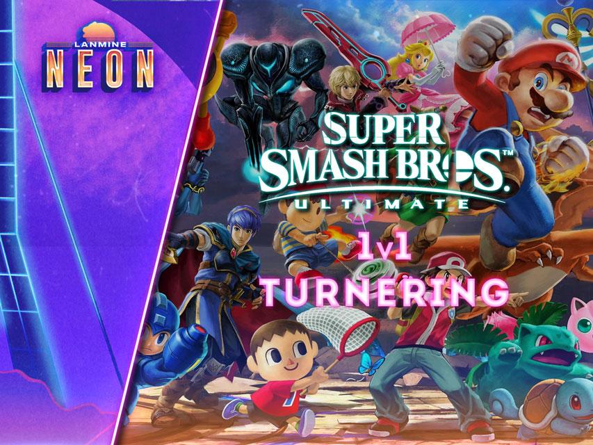 Super smash bros ultimate turnering